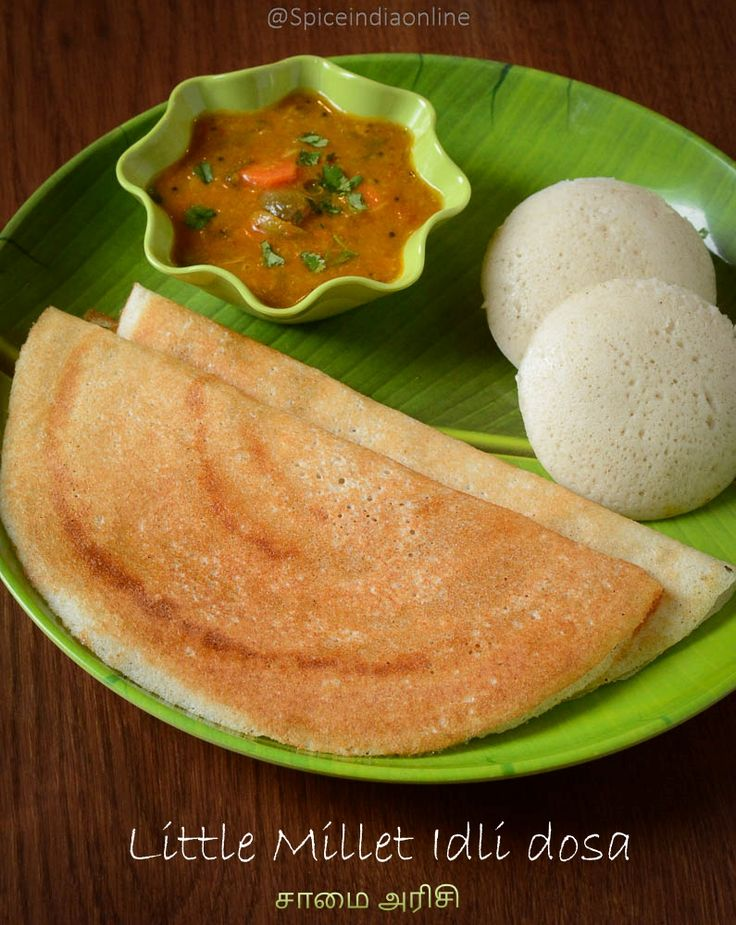 35 best images on pinterest indian little millet idli dosa samai arisi idli dosai millet recipes forumfinder Choice Image