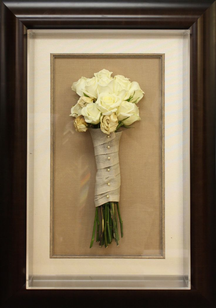 low budget wedding new jersey%0A Preserve your memories and wedding bouquet in framed shadowbox  Custom  design by Art and Frame