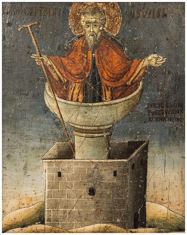 Greek Icon, Omodos Cyprus 12