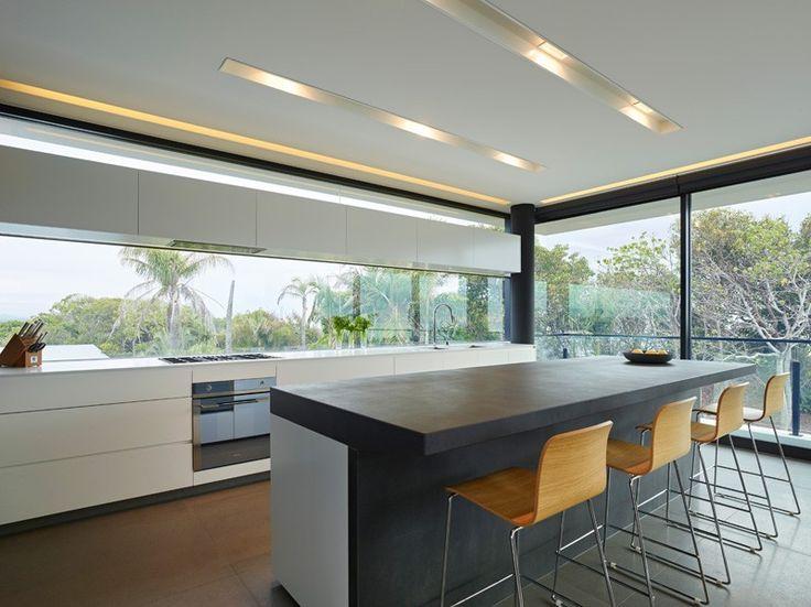 25+ parasta ideaa Pinterestissä Kit béton ciré Plan maison en - k chenarbeitsplatten aus beton