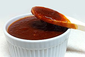 Salsa de guayaba