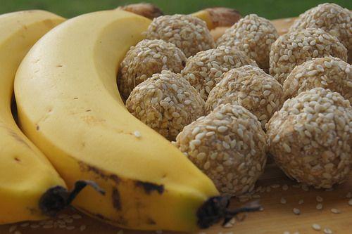 Banana Oat Balls | Planning With Kids
