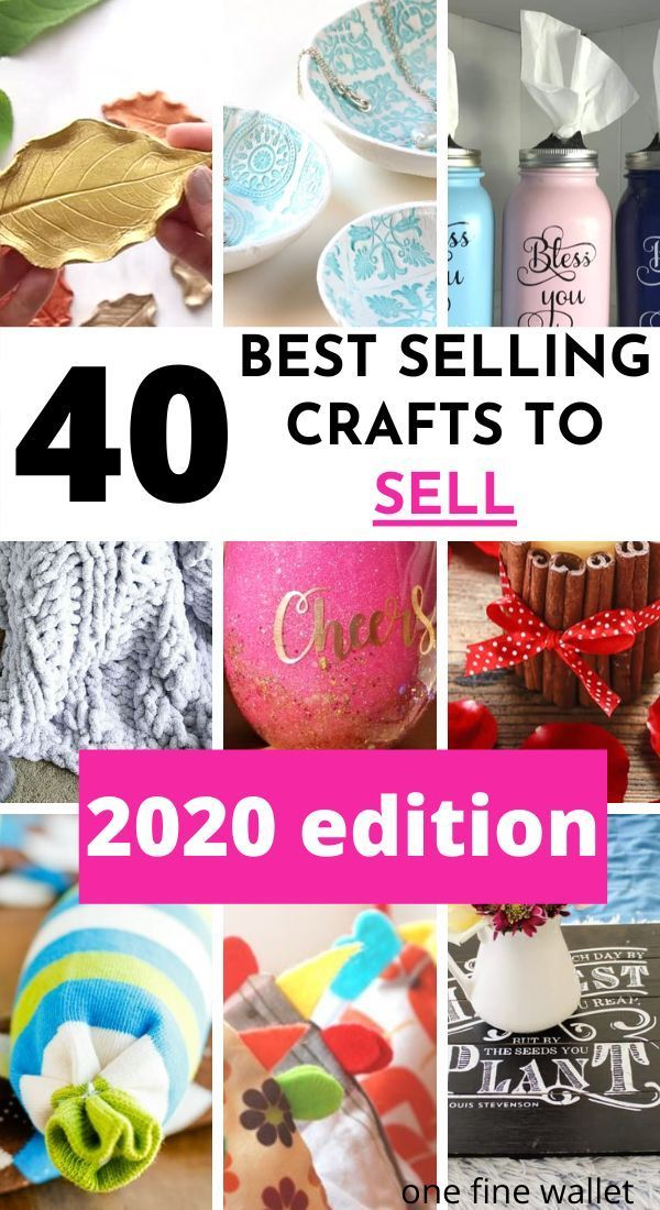 50+ The top 10 profitable crafts to sell ideas in 2021