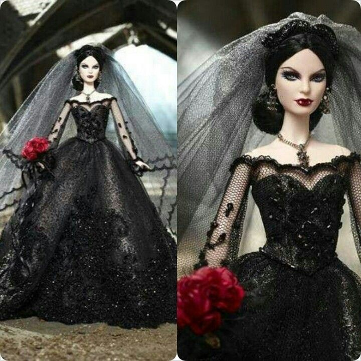 Vampire Bride Barbie