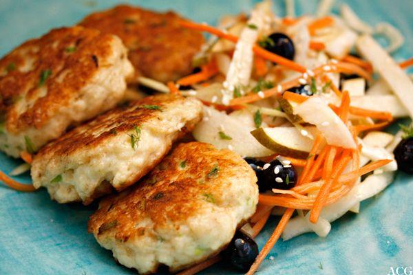 Ingunns saftige torskekaker - Enestående Mat