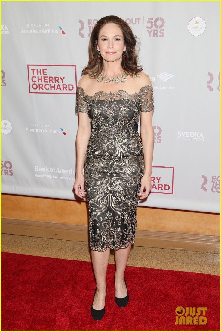Diane Lane & Tavi Gevinson Celebrate 'The Cherry Orchard' Broadway Opening Night!