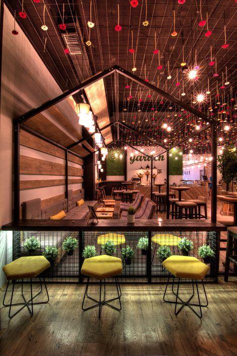 Garden coffee lounge, Tetovo, 2014 - Dita Luarasi Abdiu