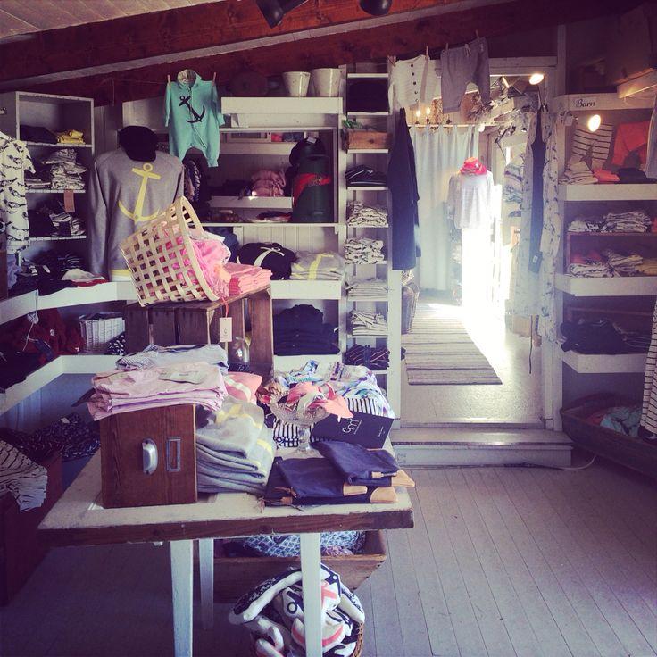emma och malena butiken på Käringön.