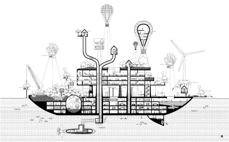 The future building block that satisfies all dwelling desires | Social City