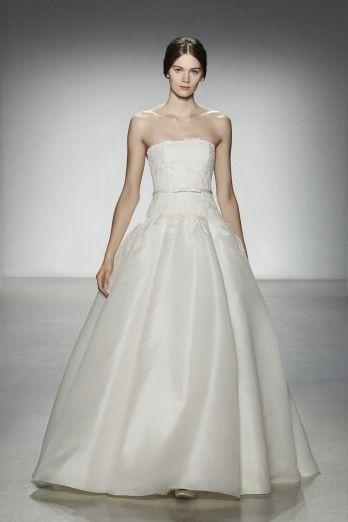 """Amsale """"Hemsley""""Wedding Dressses, Amsale Spring, Ball Gowns Wedding, Classic Ball, Spring Wedding, Dresses, Bridal Gowns, Amsale Hemsley, Ball Gown Wedding"""