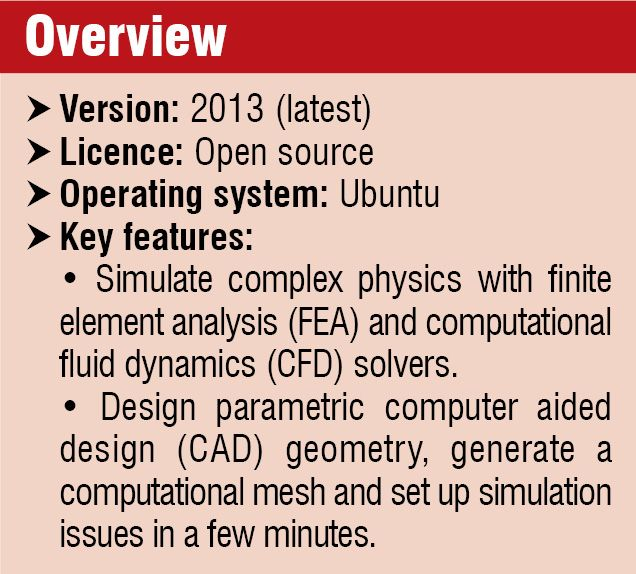 Engineers are often forced to work on commercial operating systems (OSes) because of their security and versatility, but we have other platforms like Fedora Electronic Laboratory (FEL) and computer-aided engineering Linux (CAELinux). This article aims to understand CAELinux and identify its use in engineering applications. CAELinux is basically a distribution platform with a complete set