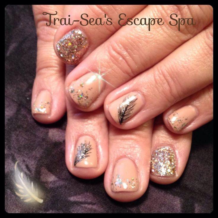 Nails by Trai-Sea's Escape Spa  https://www.facebook.com/TraiSeasEscapeSpa