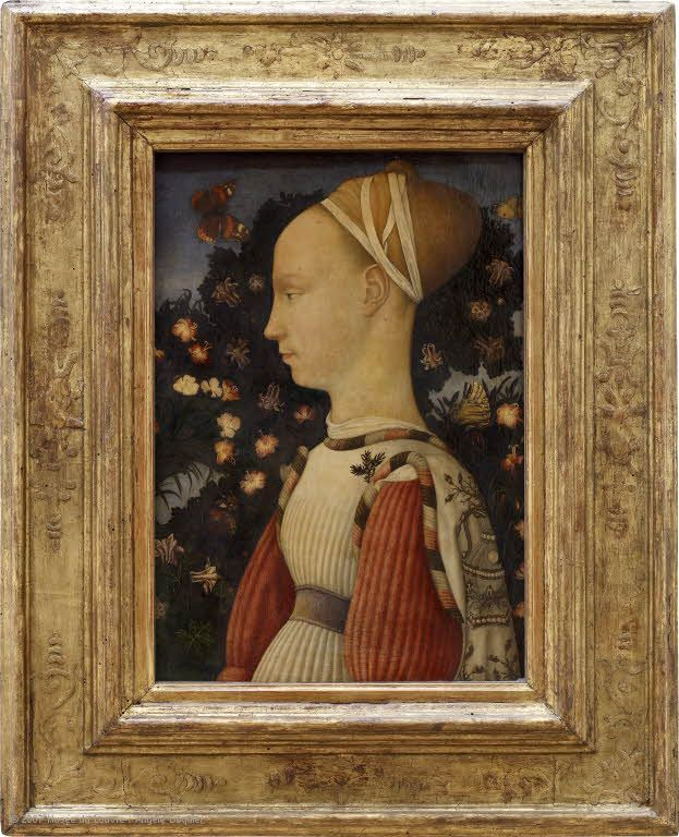 Portrait d 39 une jeune princesse mus e du louvre paris this is the original portrait of - Jeune princesse ...