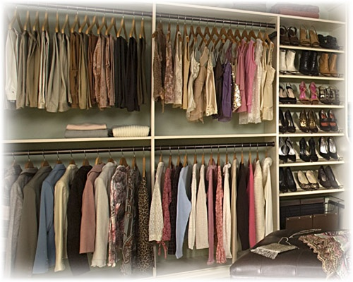 Custom Closet Solutions and Closet Organizing Options
