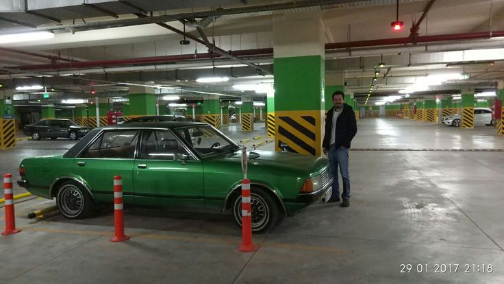 Ford Granada Mk2