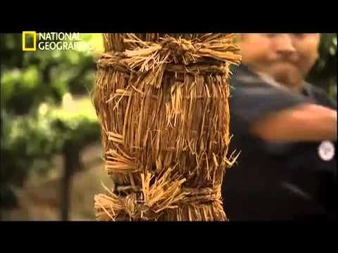 Samuray Kılıcı Yapımı (National Geographic Türkçe Belgesel) - YouTube