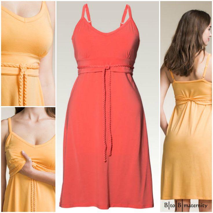Boob Design Molly Maternity/Nursing Dress  $135.00