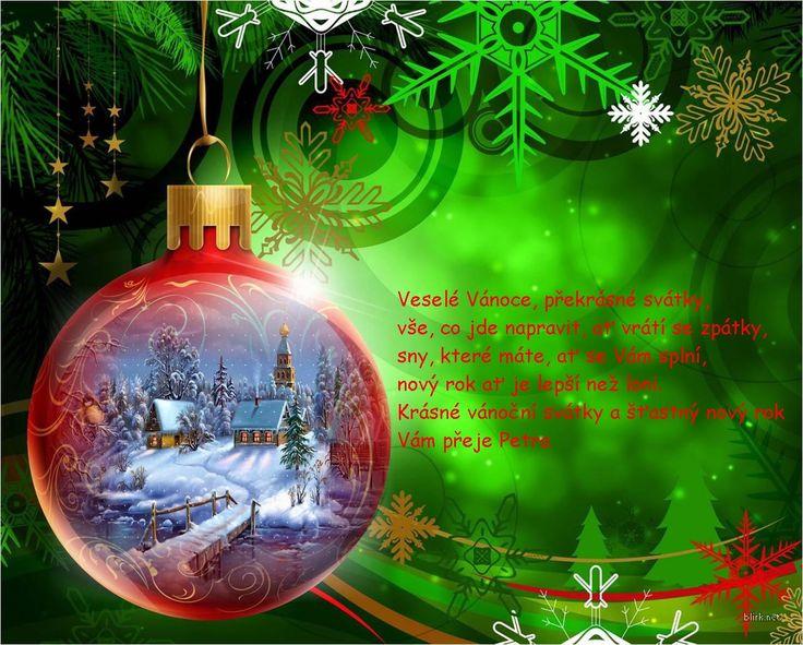 vánoční přání text - Hledat Googlem