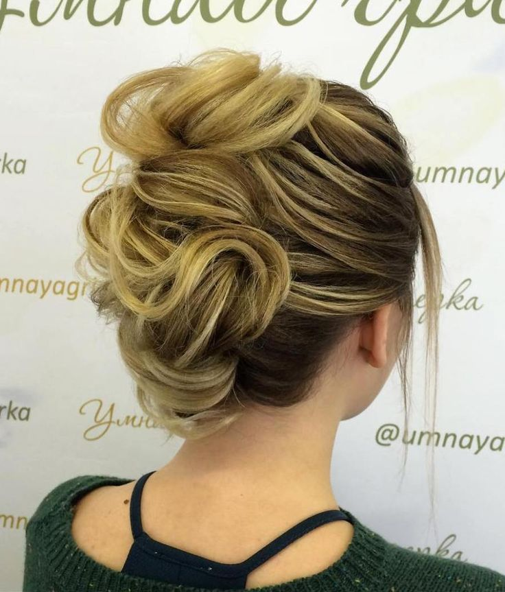 medium blonde hair styles 25 best ideas about roll updo on 7544 | 2398ce103aed9fdcdc3e440bd7544fce