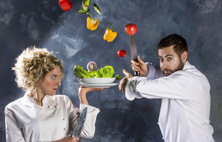 Chefs got crazy!