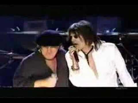 AC/DC & Steven Tyler - You Shook Me All Night Long