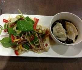 Recipe Steamed Pork dumplings by Melinda_thermomix - Recipe of category Main…