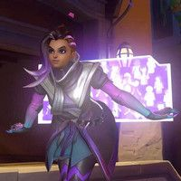 """Check Out The Japanese Voice Of Sombra From """"Overwatch"""" In Dubbed Short"""