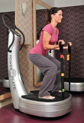 Cellulite-busting Power Plate moves | Women's Fitness UK