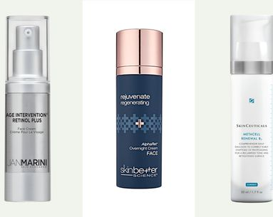 A Top Dermatologist Reveals The Retinol Product That Works the Fastest