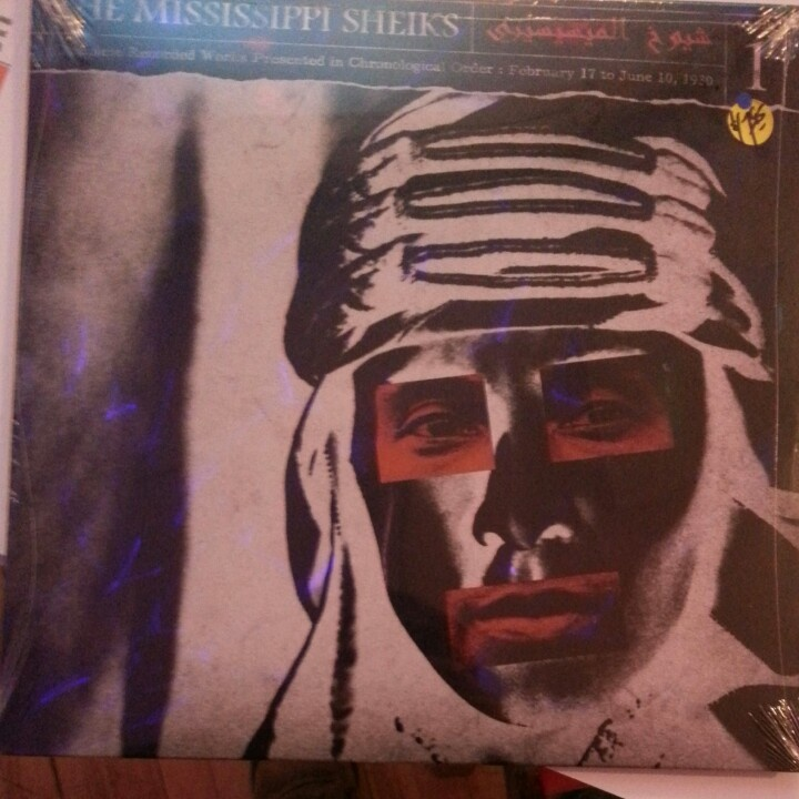 Vinyl Collection Update:  The Mississippi Sheiks- The Complete recordings volume 1