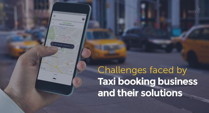 Taxi booking services have gained great traction recently and have shed their presence all over the globe. Check here some serious challenges faced by taxi businesses followed by their respective solutions.