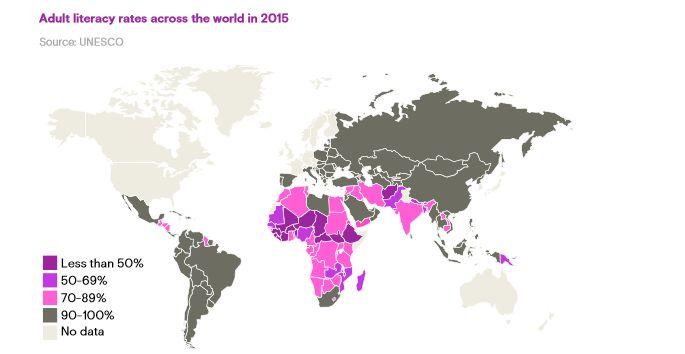 4 reasons 4 billion people are still offline | World Economic Forum