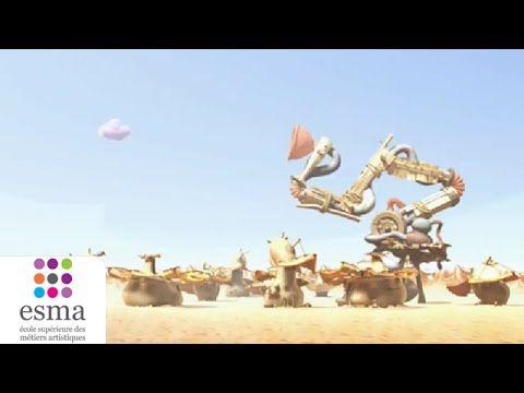 Jour de pluie : une fable écologique, amusante et fantastique – Animation Land