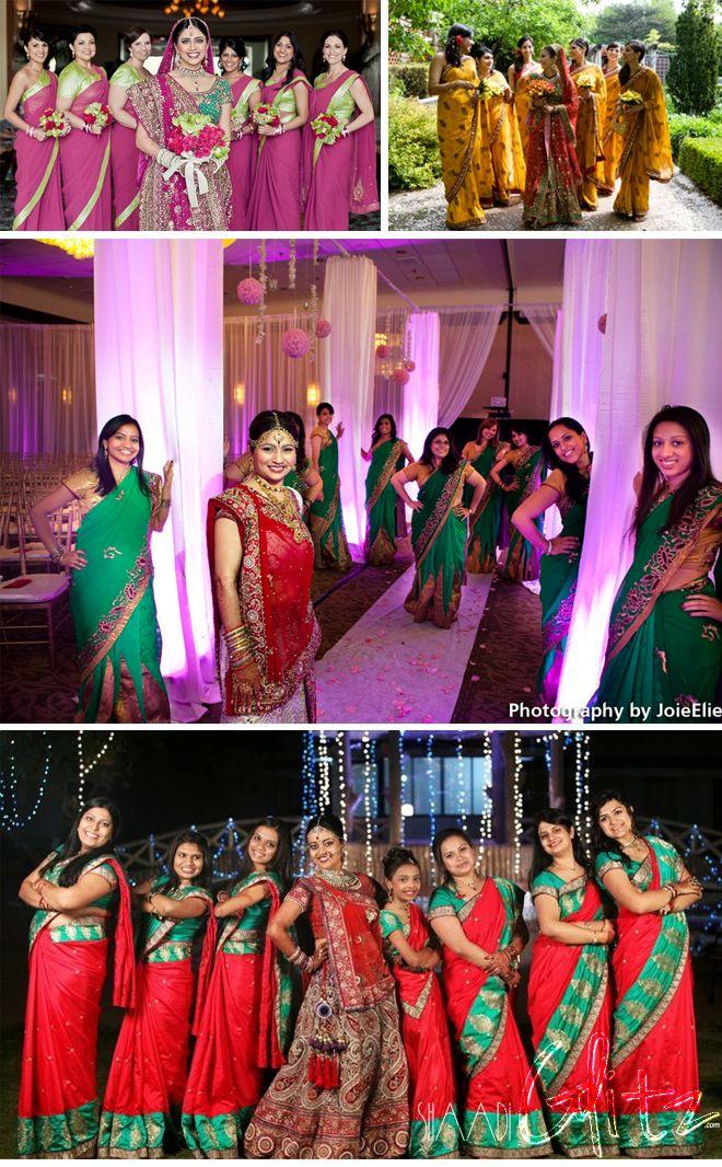 indian-wedding-bridesmaids