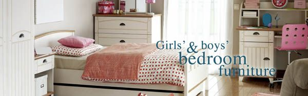 Discount girls bedroom furniture sets
