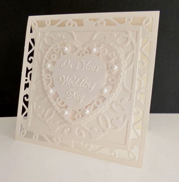 On Your Wedding Day by sistersandie - Cards and Paper Crafts at Splitcoaststampers