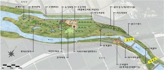 """해남 삼산천생태하천복원사업, """"4대강 사업 아니길..."""" :: 데일리저널"""