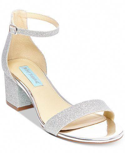 482d9bbf9785 Blue By Betsey Johnson Miri Evening Sandals