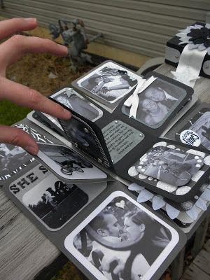 ..live.photograph.scrap..: Explosion Box