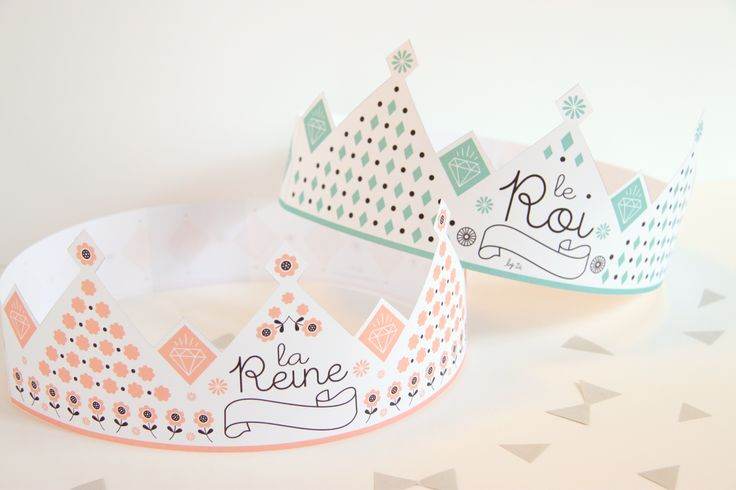 Free Printable Crowns