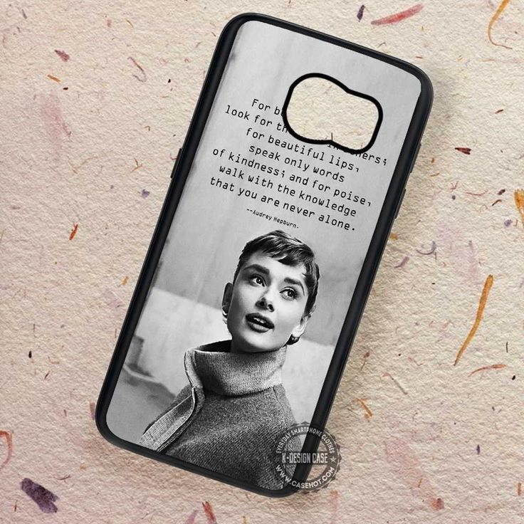 Audrey Hepburn Beauty Inspirational Quotes - Samsung Galaxy S8 S7 S6 Note 8 Cases & Covers #movie #audreyhepburn #quote #phonecase #phonecover #samsungcase #samsunggalaxycase #SamsungNoteCase #SamsungEdgeCase #SamsungS4MiniCase #SamsungS4RegularCase #SamsungS5Case #SamsungS5MiniCase #SamsungS6Case #SamsungS6EdgeCase #SamsungS6EdgePlusCase #SamsungS7Case #SamsungS7EdgeCase #SamsungS7EdgePlusCase