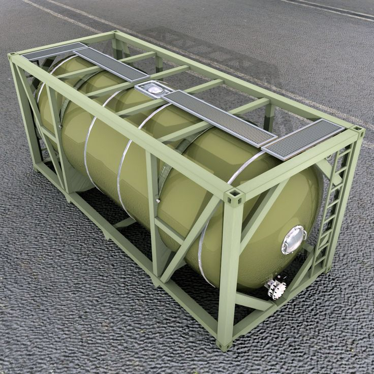 Best Iso Tank Container Max D Model