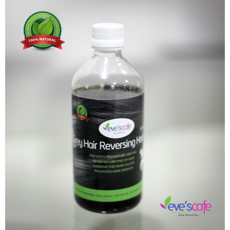 Lack of Vitamin A and Vitamin B is the main cause of Gray Hair. Evescafe provides Grey Hair Reverse Oil. This oil contains natural herbal extracts like Amla, Bhringaraj, Beal, and Curry leaves. It is a better remedy for Grey Hair.