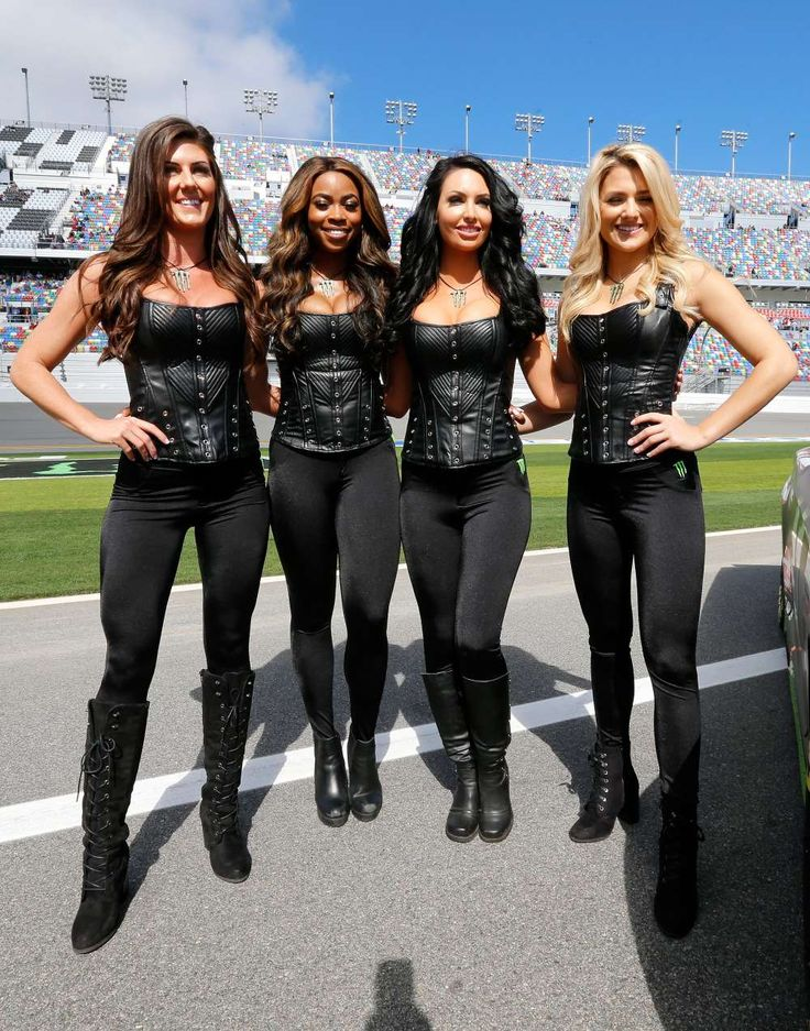 Some fans outraged at Monster Energy girls' outfits:  February 19. 2017