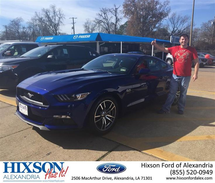 Happy anniversary to james on your ford mustang from