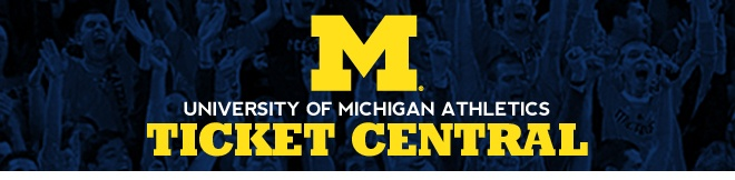 For all your Michigan Athletics tickets, visit here!