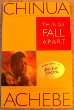 things fall apart uchendus speech Things fall apart chapter 19 summary and analysis one of the oldest men in this umunna stands up and gives a speech about coming in things fall apart.