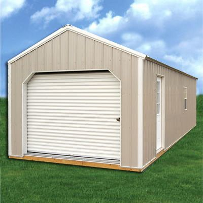 Z-Metal Derksen Portable Garage | Portable garage, Garage ...