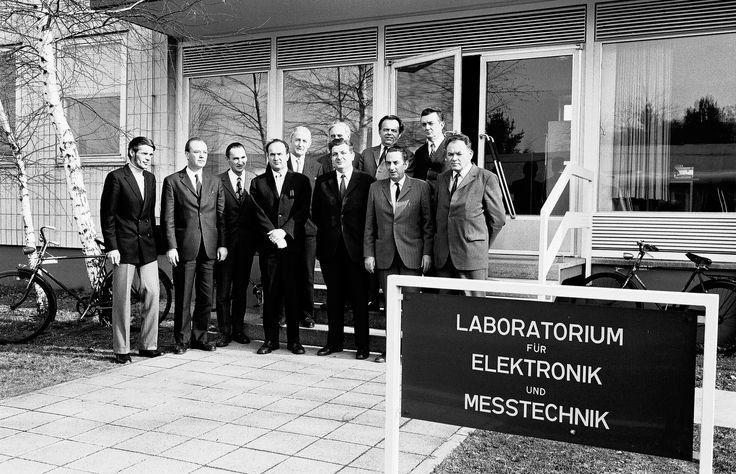 Labor für Elektronik und Messtechnik (LEM) 1966