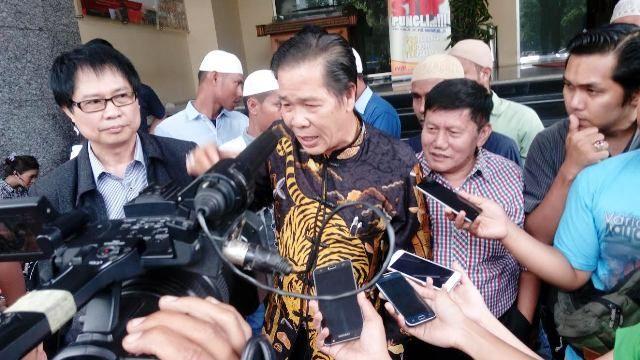 Anton Medan: Nggak Ada Urusan Ahok, Ini Soal Islam